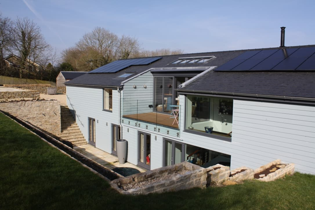 Bridport – New build