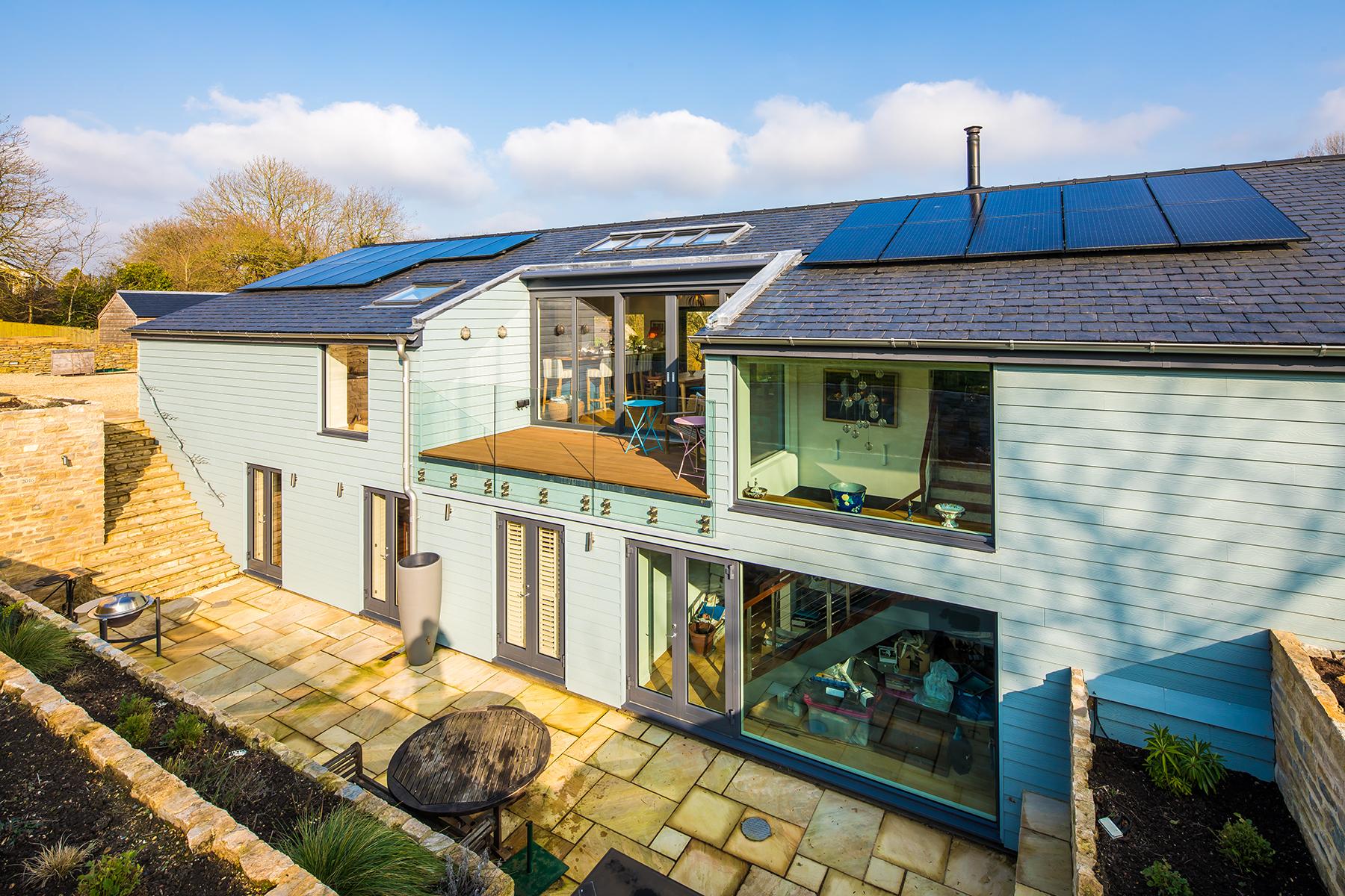 Bridport – Eco-friendly new build